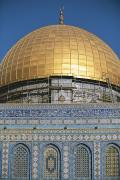 Jerusalem Photos - Israel, Jerusalem Dome Of The Rock by Keenpress