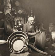 Israel: Metal Workers, 1938 Print by Granger
