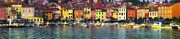 Rovinj Posters - Istria Harbor-Rovinj Poster by John Galbo