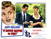 Films By George Cukor Posters - It Should Happen To You, Jack Lemmon Poster by Everett