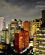 Sao Paulo Photo Framed Prints - Itaim Framed Print by Douglas Baker