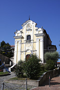 Italy Photos - Italian church by Cristina Lichti