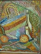 Seurat Originals - Italian Futurist Still Life by Gino Severini