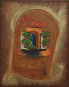 Lucie Buchert - Italian Window