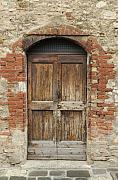 Italy - Door Eleven Print by Jim Benest