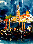 World No. 1 Paintings - Italy 2003 by Andreas Wemmje