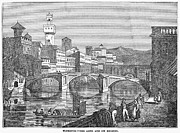1835 Photos - Italy: Florence, 1835 by Granger