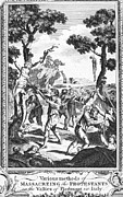 Martyr Prints - Italy: Protestant Martyrs Print by Granger