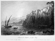 Italian Landscape Photo Prints - ITALY: SORRENTO, c1840 Print by Granger