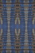 Interior Digital Art Digital Art - Iterated Building 2 by Robert Ullmann