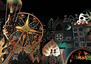 Disneyland Photos - Its a Small World by Benjamin Yeager