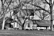 Old Houses Photo Metal Prints - Its Been Awhile Metal Print by Jan Amiss Photography