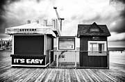Seaside Heights Prints - Its Easy Print by John Rizzuto
