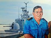Navy Paintings - Its Fixed by Tim Johnson