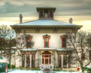 Old House Photographs Metal Prints - Its History-2 Metal Print by Robert Pearson