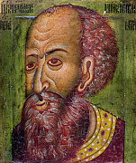 Russian Icon Photos - Ivan Iv Vasilevich by Granger