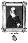 Autograph Framed Prints - Izaak Walton (1593-1683) Framed Print by Granger
