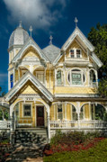 Christopher Holmes Metal Prints - J. P. Donnelly House Metal Print by Christopher Holmes