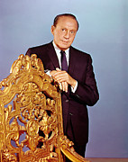 Benny Framed Prints - Jack Benny Framed Print by Everett