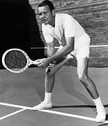 Tennis Player Prints - Jack Kramer, Champion U.s. Tennis Print by Everett