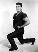 1960s Portraits Prints - Jack Lalanne, 1960s Print by Everett
