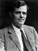 Historical Art - Jack London, Circa 1900 by Everett