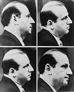 Crimes Photo Prints - Jack Ruby 1911-1967 During His Trial Print by Everett