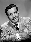 Publicity Shot Framed Prints - Jackie Gleason, Early 1950s Framed Print by Everett