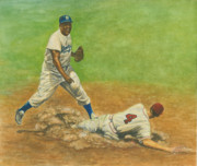 Robert Casilla - Jackie Robinson Turning...