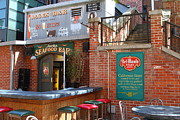 Brick Buildings Prints - Jacks Seafood Bar At Fishermans Wharf . San Francisco California . 7D14183 Print by Wingsdomain Art and Photography