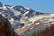 Alpine Photo Originals - Jackson Glacier - Glacier National Park MT by Christine Till