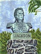 Jackson Prints - Jackson Print by Richard Roselli