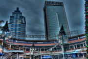 Jacksonville Art - Jacksonville Landing by William Jones