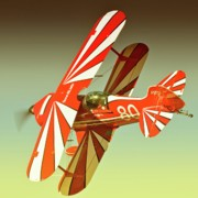 Biplane Originals - Jacob Stewart and Race 80 Gone BiListic by Gus McCrea