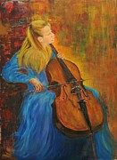 1987 Originals - Jacqueline Du-Pre by Rachel Asherovitz