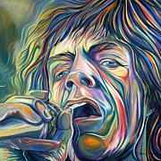 Jagger Print by Redlime Art