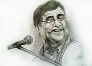 Jagjit Singh Print by Mayur Sharma