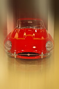 Jaguar E Type Photos - Jaguar E-Type 1960s by Douglas Barnard