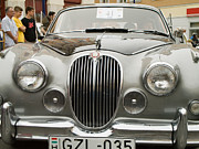 Bmw Racing Classic Bmw Photos - Jaguar by Odon Czintos