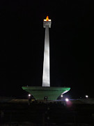 AndiZA - Jakarta Landmark at night