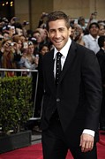 The Sands Posters - Jake Gyllenhaal At Arrivals For Prince Poster by Everett