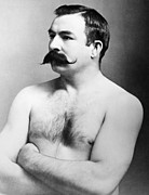 Boxer Metal Prints - Jake Kilrain (1859-1937) Metal Print by Granger