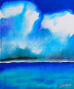 Clouds Tapestries - Textiles - Jamaica by Daniel Jean-Baptiste