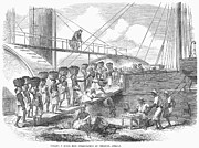 Indian Women Prints - Jamaica: Female Stevedores Print by Granger