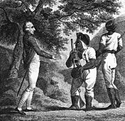 Jamaican Photos - JAMAICA: MAROONS, c1739 by Granger