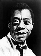 African-american Photo Posters - James Baldwin, 1965 Poster by Everett