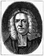 Colonial Man Photo Posters - James Blair (1655-1743) Poster by Granger
