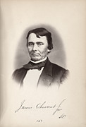Lawyer Prints - James Chesnut (1815-1885) Print by Granger