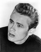 1950s Fashion Posters - James Dean (1931-1955) Poster by Granger