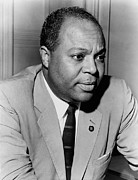 Race Discrimination Posters - James Farmer 1920-1999, Civil Rights Poster by Everett